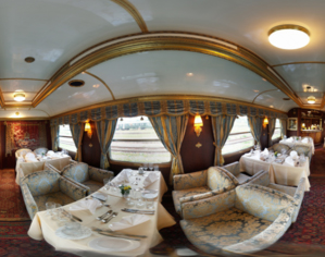 Majestic Train de Luxe